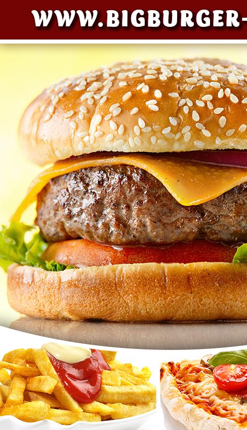 big burger hamburg online essen bestellen. Black Bedroom Furniture Sets. Home Design Ideas