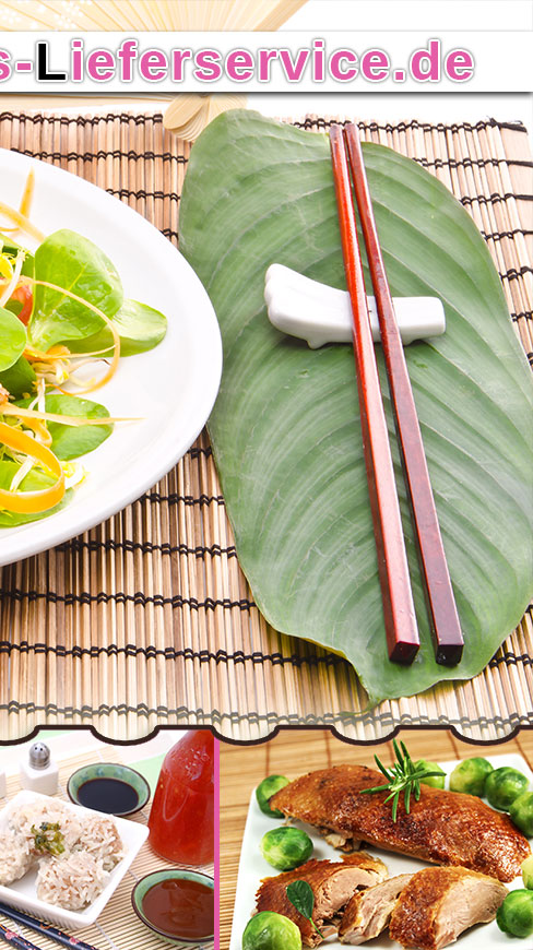 Pink Bambus Hamburg Online Essen Bestellen Asiatische